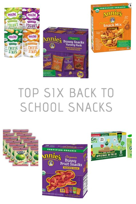 backtoschool kid snacks