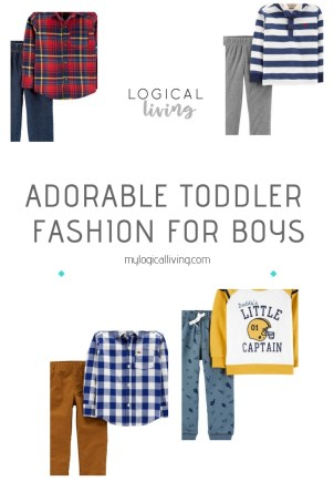 Adorable Toddler Fashion For Boys and Girls2