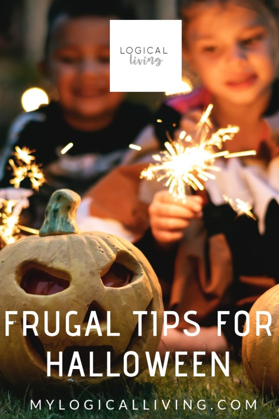 Frugal Tips for Halloween