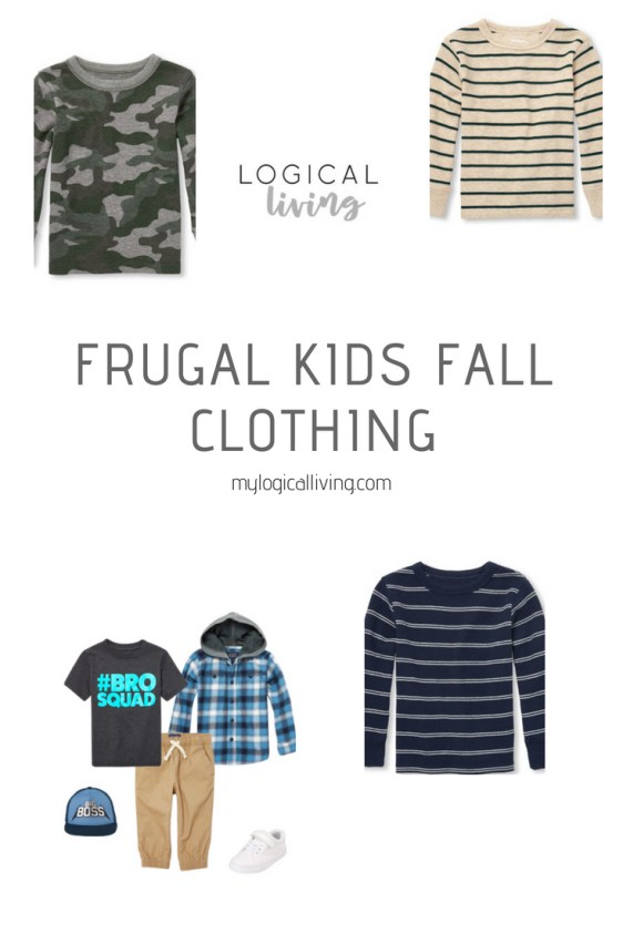 frugal fall boy clothing