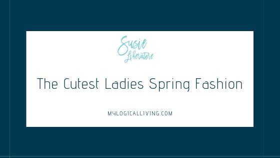 The Cutest Ladies Spring Fashion