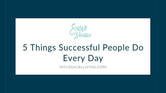 5 Things Successful People Do Every Day