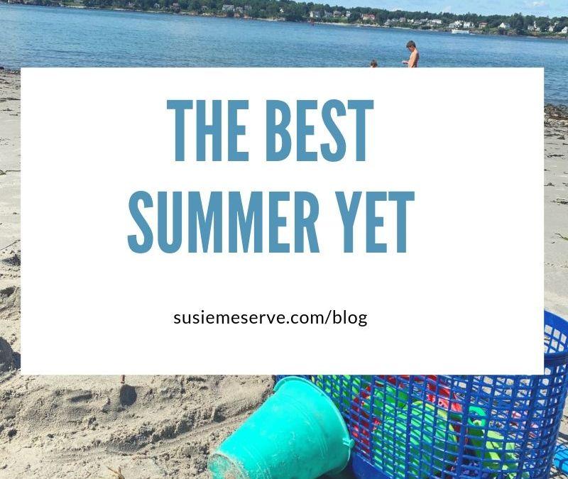 The Best Summer Yet
