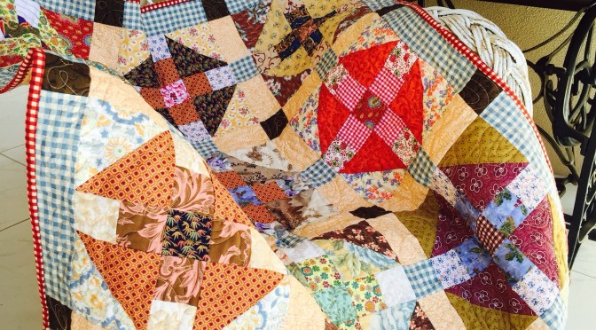 Charmed by Monkeys Quilt