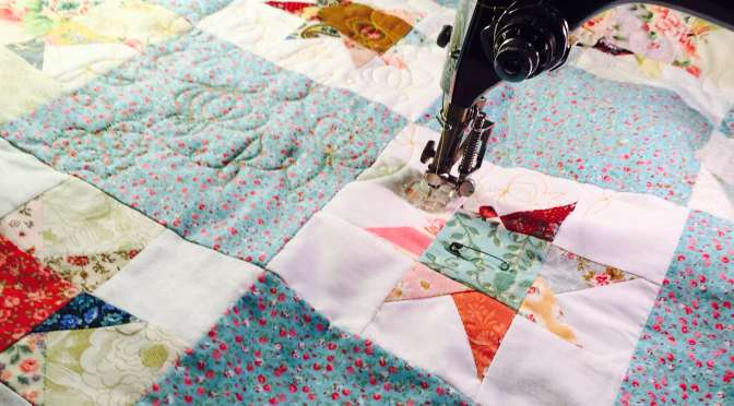 Holiday Stars Quilt and Pattern