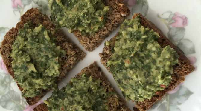 What's Cooking? … Spinach Dip