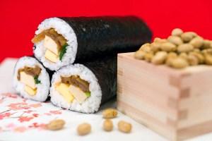 巻き寿司(税込400円)