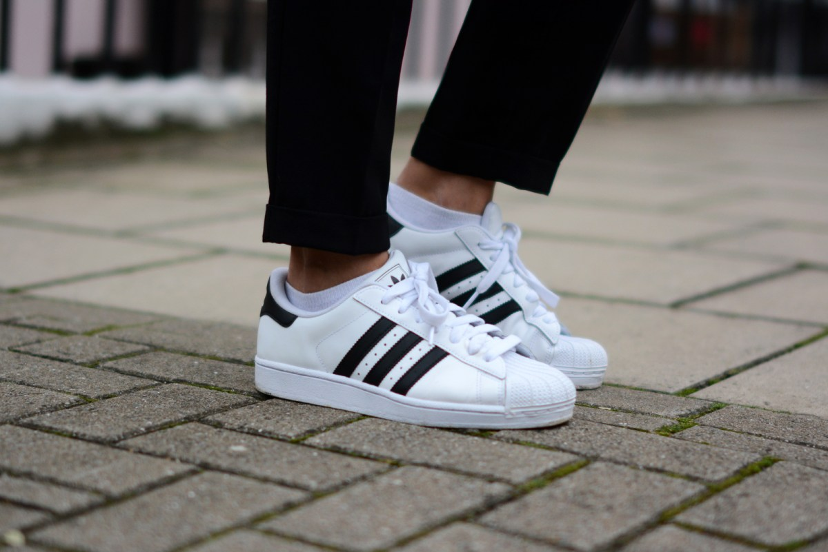 Trend alert: Adidas superstar - O queridinho do momento
