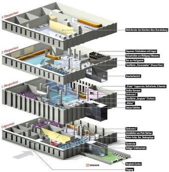 Approximate Floorplan