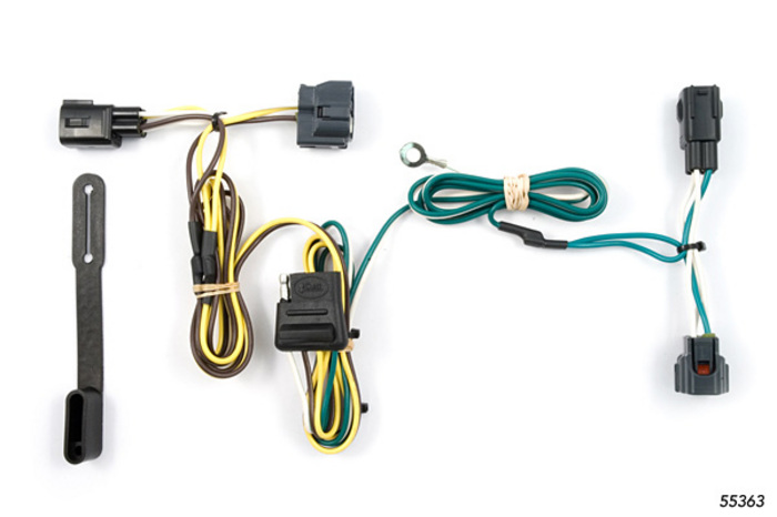 Jeep Wrangler 1998-2006 Wiring Kit Harness