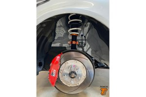 TracTive ACE Coilovers – Actively Making the GR Yaris Even Greater