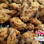 Chicken chicharron