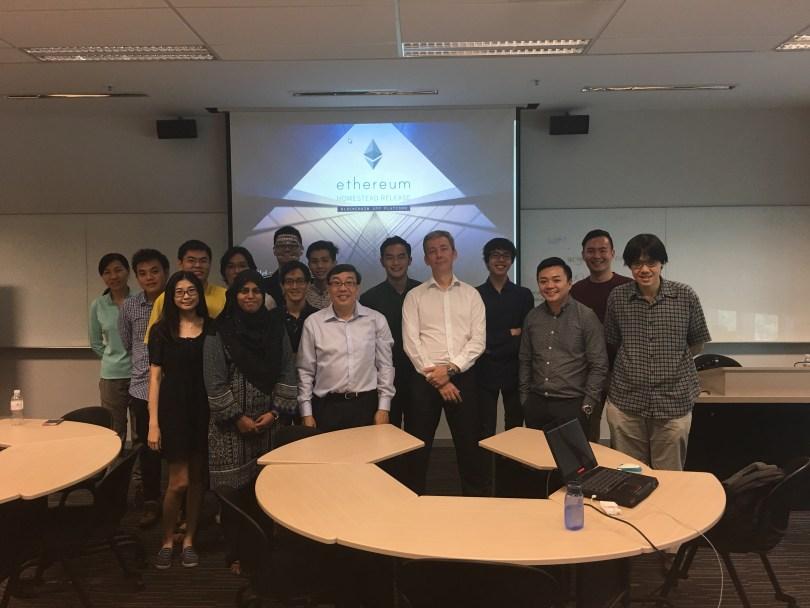 Ethereum Programming Workshop