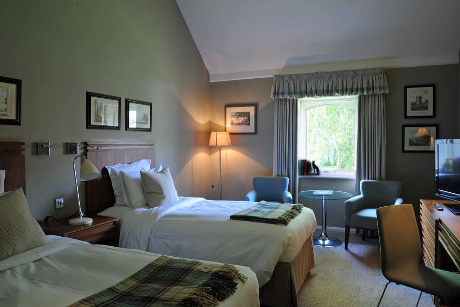 The Goodwood Hotel, nr Chichester, West Sussex, England