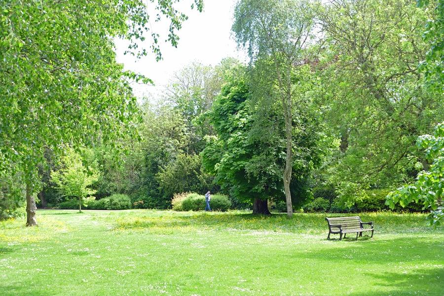 Hotham Park, Bognor Regis, West Sussex, England