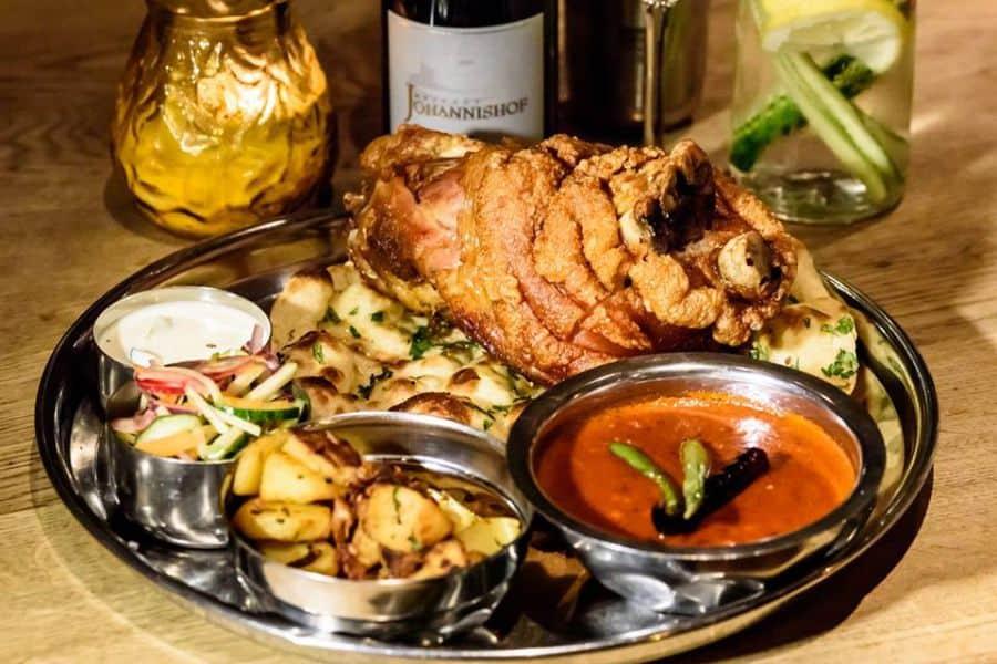 Pork Vindaloo at Chilli Pickle, Brighton and Hove Food Festival Spring Harvest 2017