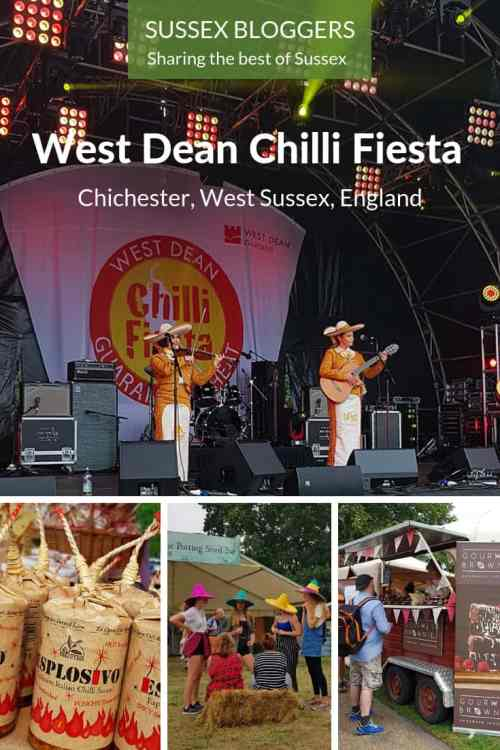 West Dean Chilli Fiesta, West Sussex #Sussex #England #FoodFesitval