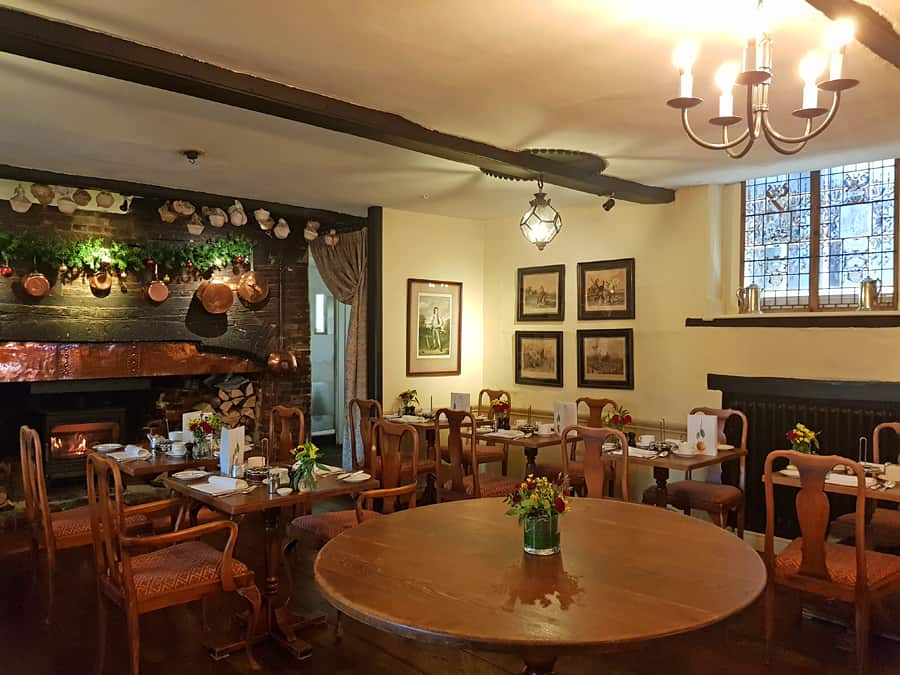 The Spread Eagle, Midhurst, West Sussex, England