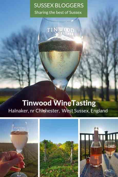 Tinwood wine tasting at the Tinwood Estate, Halnaker,Chichester in West Sussex, England #sparklingwine #EnglishWine #SussexWine