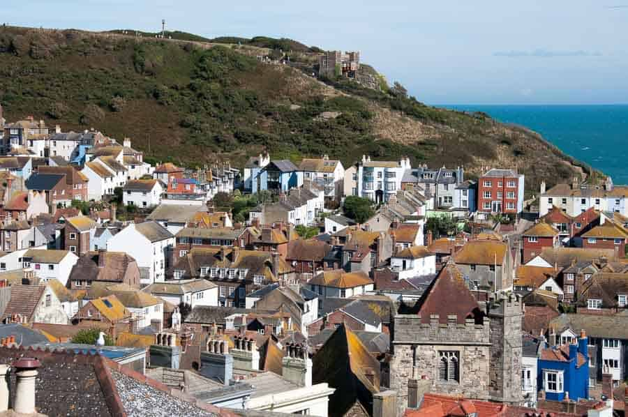 Hastings, East Sussex. A bit bohemian, incredibly artsy and brimming with quirk. Small enough to explore on foot with enough to keep you busy for a weekend.What to see and do in Hastings Old Town