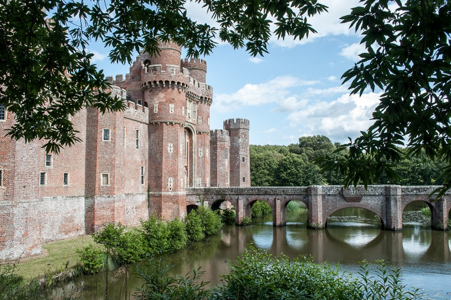 A visit to Herstmonceux Castle in East Sussex