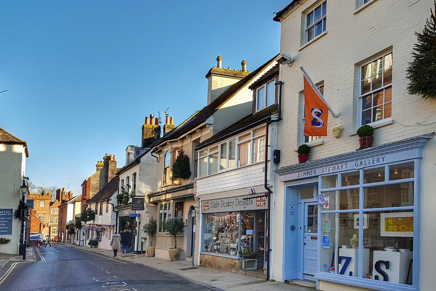Zimmer Stewart Gallery, Arundel, West Sussex
