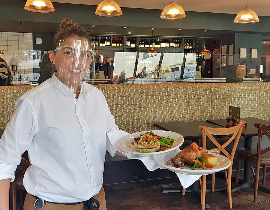 Rita at Brasserie Blanc, Chichester