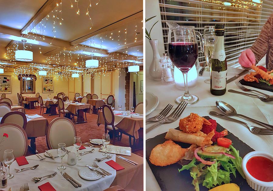 Tamarisk Restaurant at the Beachcroft, Felpham, UK
