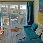 The perfect seaside holiday at the Beach Huts in Felpham, West Sussex