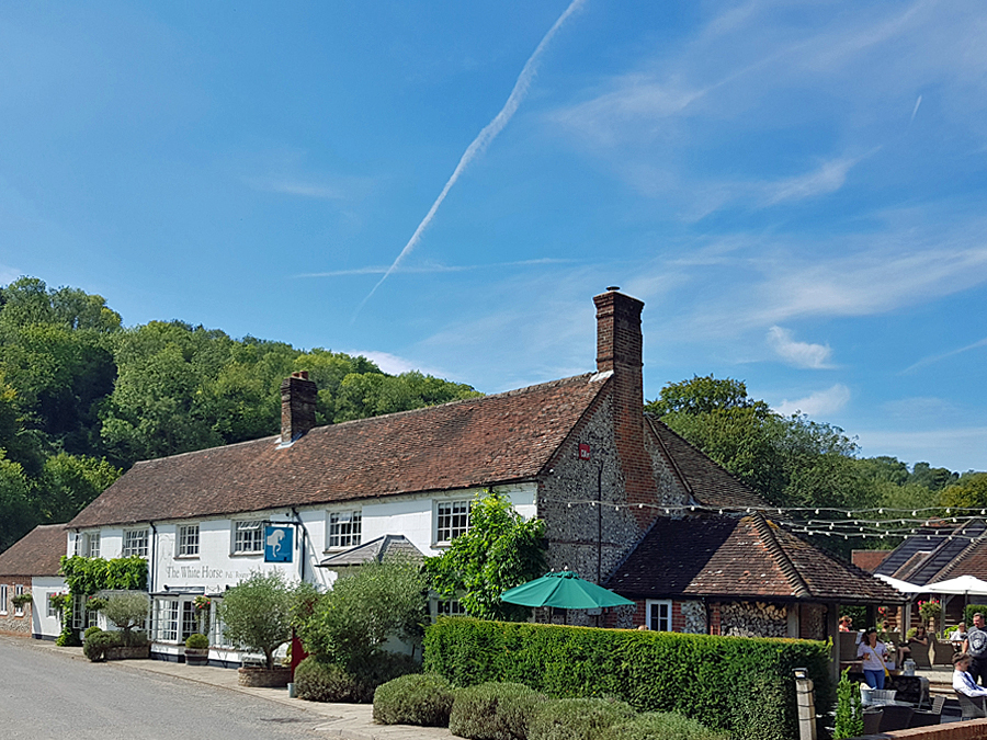 The White Horse, Chilgrove, West Sussex