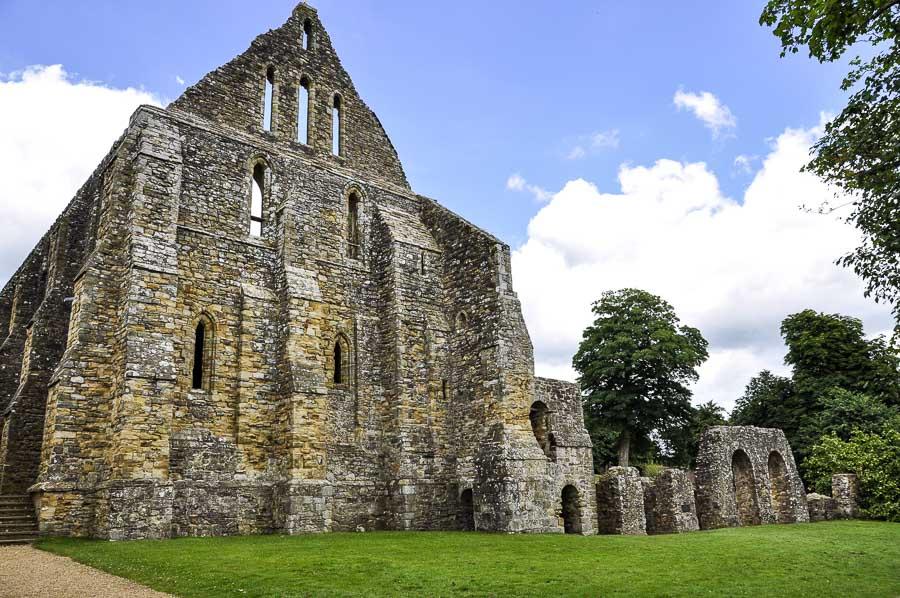 Battle Abbey, East Sussex-28