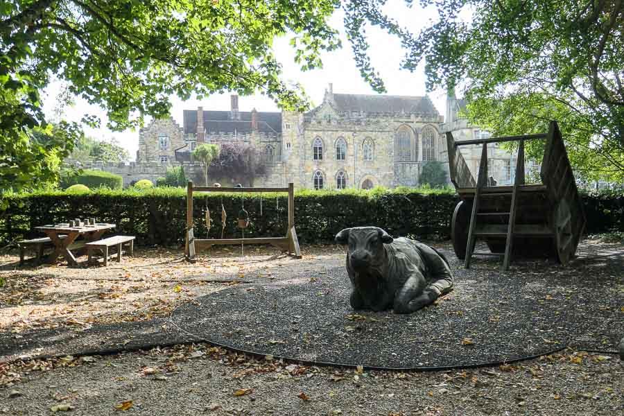 Childrens' Playground, Battle Abbey