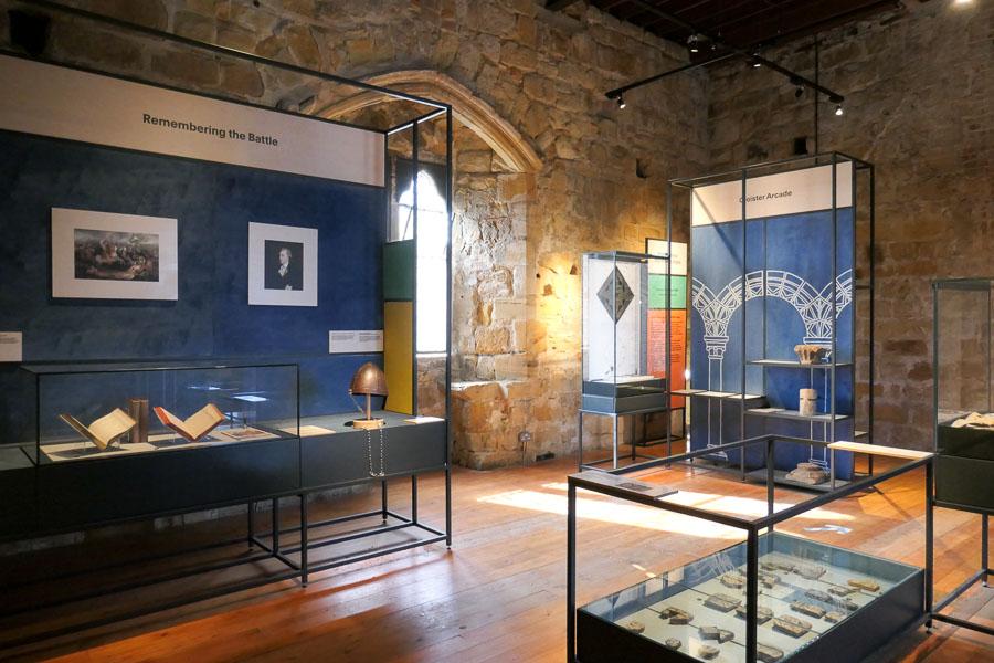 Gatehouse exhibition, Battle Abbey