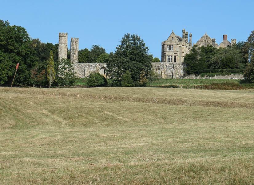 The Battlefield, Battle Abbey-East Sussex