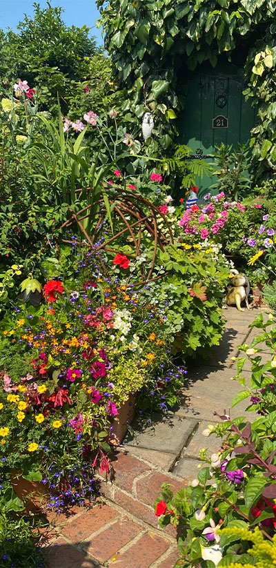 Sussex NGS Gardens