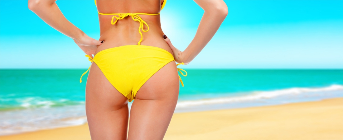 Bottom lift treatment enables bum lift without surgery