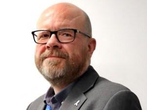Councillor Colin Fitzgerald
