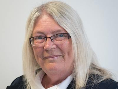 Councillor Judy Rogers