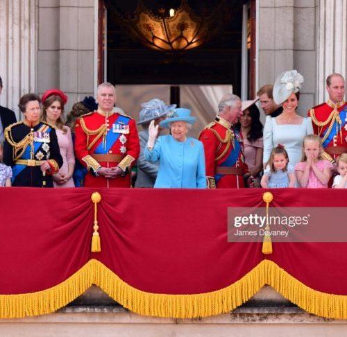 Manipulating Royal Children for Publicity