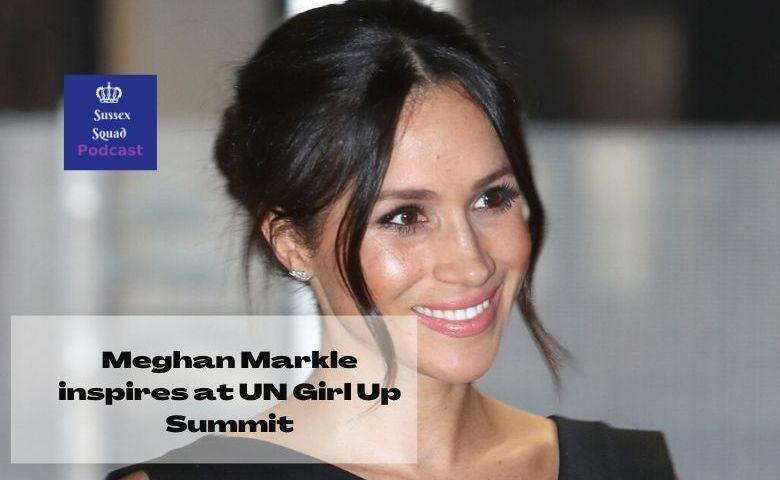 Meghan Markle Inspires