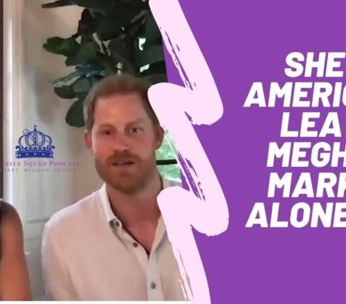 Meghan Markle is American! Leave Harry, Meghan, and Archie Alone 084