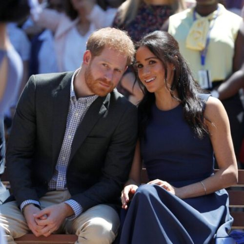 Harry and Meghan have fans