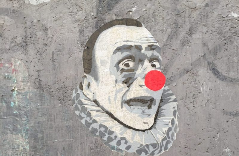 The king Of clowns