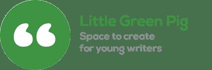 photo of little green pigl logo