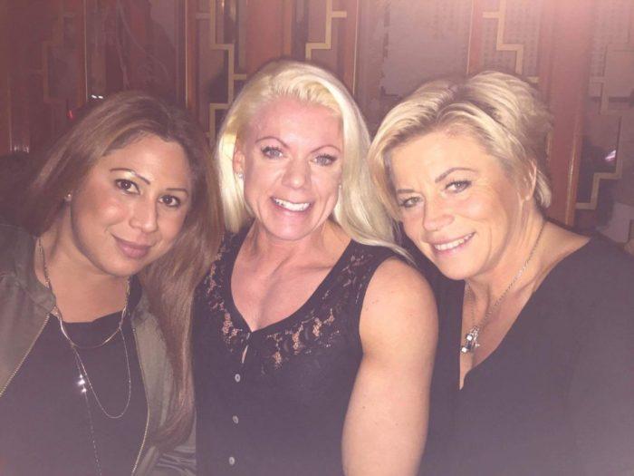 LInnea, Maria och jag