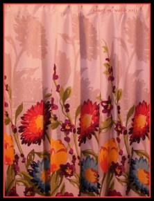 My shower curtain (no peeking!)
