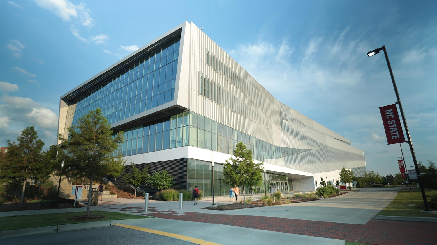 Sustainability In Hunt Library