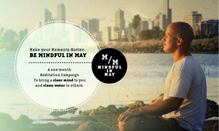 Take Action: Mindful in May