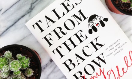 Book Review: Tales from The Back Row