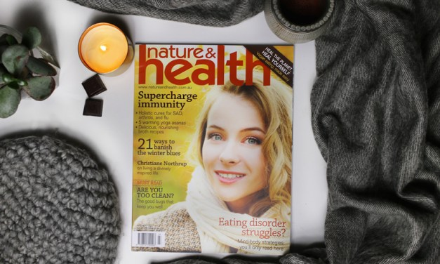 Nature & Health: Mid-Winter Warmers